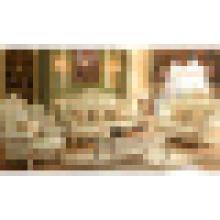 Sofá de madeira para móveis de sala de estar e móveis para casa (523)