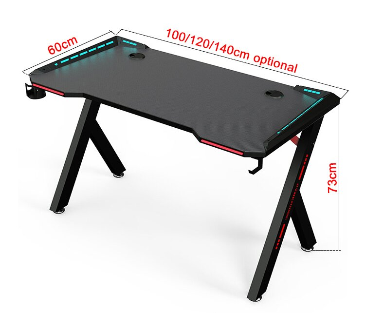 gaming computer table