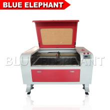 ELE6090 Co2 Acryl-Laser-Maschine für Holz, MDF, Kunststoff, Papier