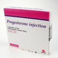 Corpus Luteum Hormona Crinone Progesteron Progesterona Progesterona Inyección 2ml