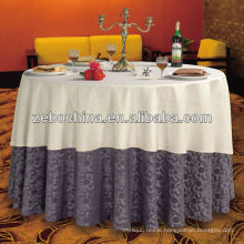 Fashion design direct factory made wholesale custom made in china table cloth