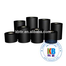 Le ruban noir de haute qualité produit des prix concurrentiels différents types de ruban pour imprimante