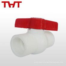 Стандартный способ сброса пластик давление сваренный шариковый клапан