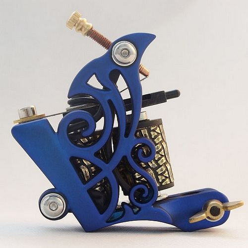 butterfly tattoo machine