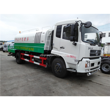 4x2 High Pressure Road Water Sprinkler Truck