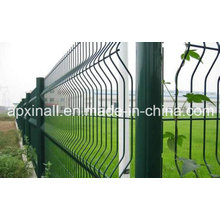 PVC Coated Security Electro+ Welded Wire Mesh Fence