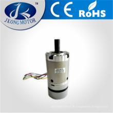 JK57BLS005-01PG65 / 57mm BLDC Motor mit Planetengetriebe 65: 1