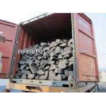 blocs d'anode en carbone / mégots d'anodes en carbone