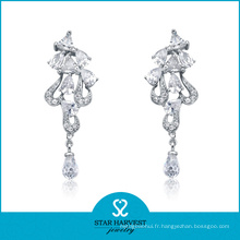 2014 Hot Sale Crystal Big Earring Chandelier