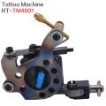 Machine de tatouage de corps de carbone
