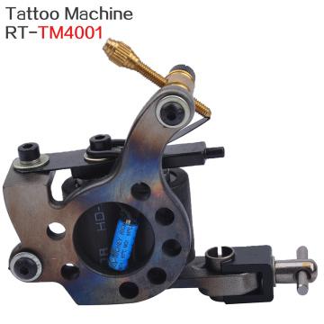 Máquina de tatuaje de cuerpo de carbono