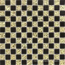 13 Facets Diamond Mirror Glass Square Mosaic Tile