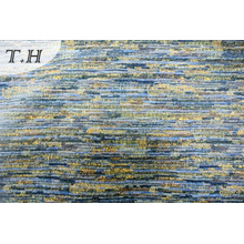 2016 Ocean Color High-Grade Chenille Jacquard Fabrics for Countries to Customer