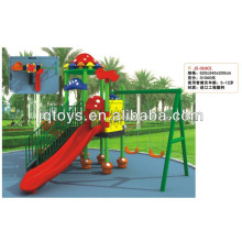 JS06801 Children Amusement Plastic Park Fitness Toy