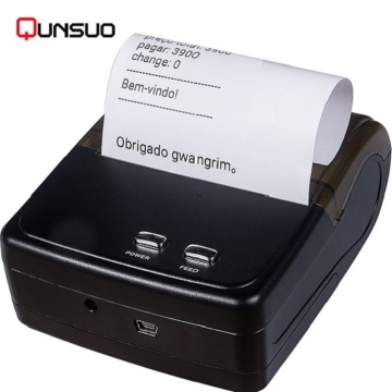 3-Zoll-Bluetooth / USB-Drucker kompatibel mit Android / Windows für Van