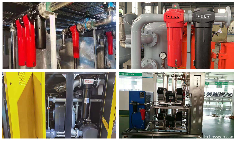 air filter applications