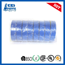 Fita isolante de vinil azul