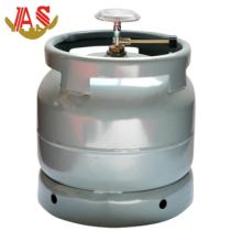 LPG Gas-Zylinder & Stahl Gas-Tank (AS-LPG-6KGD)