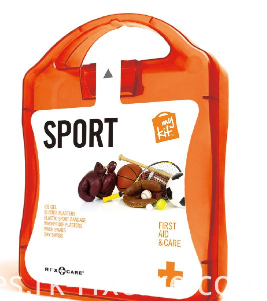 Portable Sport First Aid Kit