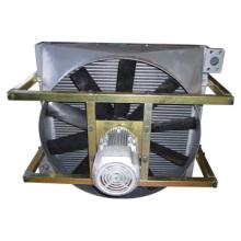 Масляный радиатор для строительных машин