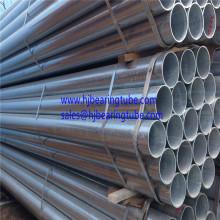 ASTM A106 / API5L tubos de acero galvanizado sin costura