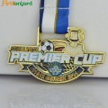Customized Zinc Alloy Copper Medal