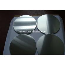 1050/1060 disque en aluminium pour panneau routier