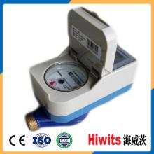 "Prepaid Brass Touchless Water Meter 1/2 ""a 1"" polegadas"