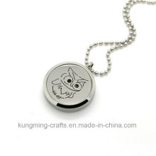 Newest Perfume Locket Pendant Necklace for Girl