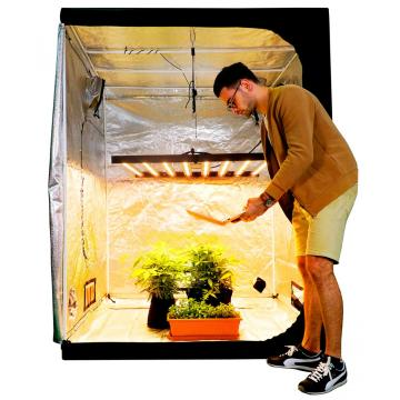 Horticultura Top Lighting Greenhouse Grow Lamp 640 Watt
