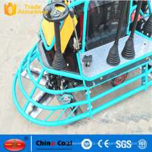 Conducción de máquina de acabado de hormigón Power Trowel