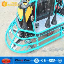 Driving type concrete finishing machine Power Trowel