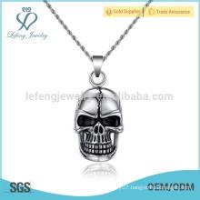 Unique silver charm pendant,coin predator avp necklace pendant