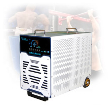 Professional sport recovery heat pump recovery equipment ice bath cooling unit
