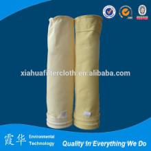 Chaussette de filtre à enveloppe pour sac à poussière