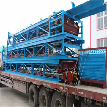 Pulper Making Feed Conveyor