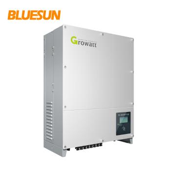 Shenzhen Growatt hot sale 9kw mppt solar inverter price