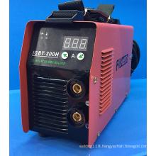 MMA IGBT Welding Machine with Touch Screen (IGBT-200H)