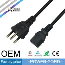 СИПУ высокое качество Бразилия шнур питания для компьютера оптом медный электрический провод лучшей цене электрический кабель