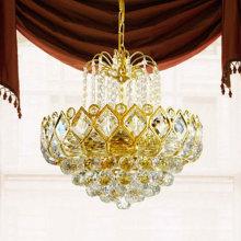 Pendentif décoratif en cristal