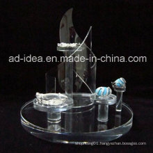 Customized Acrylic Jewelry Exhibition Stand for Store