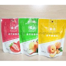 Alimentos deshidratados laminados Stand up Pouch