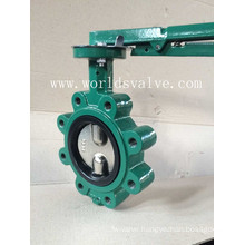 Demco Lug Type Butterfly Valve (D7L1X-10/16)