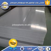 1220x2440mm 2mm best price color white grey sheet rigid pvc