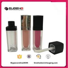 Lippenstift Form quadratischen Kunststoff Lip Gloss Container