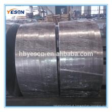 Venda quente melhor preço galvanizado bobinas de aço