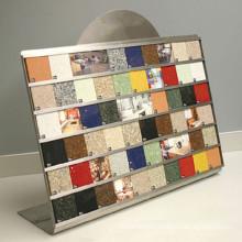 Mosaic Tiles Sample Board Display Rack