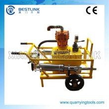 Divisor de Rock hidráulico pneumático/elétrico/Diesel/gasolina