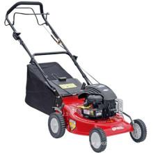 4Hp B&S 18Inch steel deck Self propelled lawn mower for sale,gasoline 18inch lawn mower,2 stroke lawn mower
