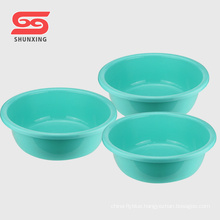 household durable products round shape baby bath basin